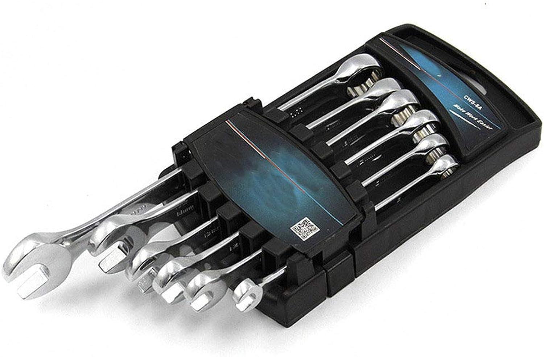Z3Z Schraubenschlüssel, 6-in-1-Schlüsselsatz Zwei-Wege-Design Werkzeug reparieren Chrom-Vanadium-Stahl Geeignet Geeignet Geeignet für Zuhause, Garten B07Q2XHBJT | Deutschland Frankfurt  721d59