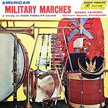 American Military Marches