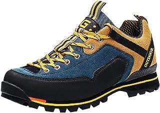 Salalook vrijetijdsschoenen, wandelschoenen, voor mannen, veiligheidssneakers, hardloopschoenen, ademend.
