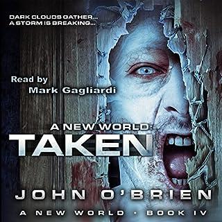 Taken: A New World, Book 4 audiobook cover art