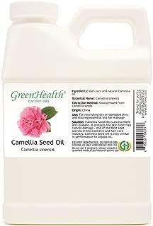 Camellia Oil - 100% Pure, 16 oz