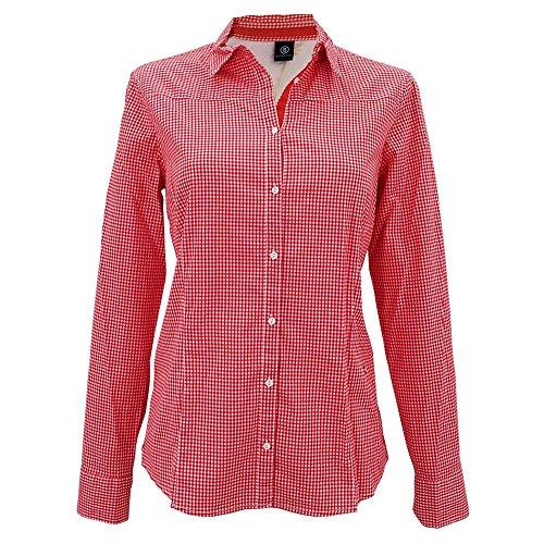 Bogner Jeans Bluse Carrie, Farbe:Rot, Größe:44