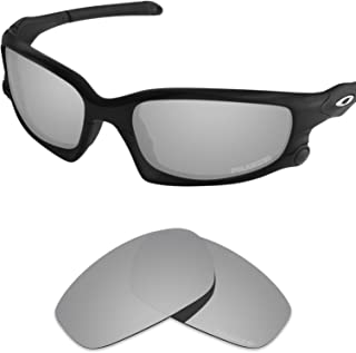 Performance Lenses Compatible with Oakley Split Jacket Polarized Etched