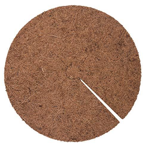 Connex FLOR80277 FLOR80277-Disco diámetro, Aislante, Reutilizable y 100% Biodegradable, Ideal