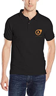 Half-Life Dr. Gordon Freeman Game of The Year Man Polo T Shirt