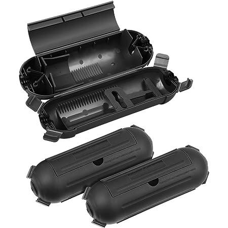 Dewenwils Safebox Mit 4 Klappen Schutzbox Für Kabel Elektronik