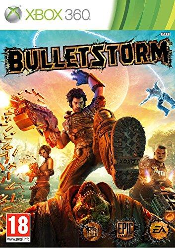 Electronic Arts Bulletstorm, Xbox 360 Xbox 360 Inglés vídeo - Juego (Xbox 360, Xbox 360, Shooter, M (Maduro))
