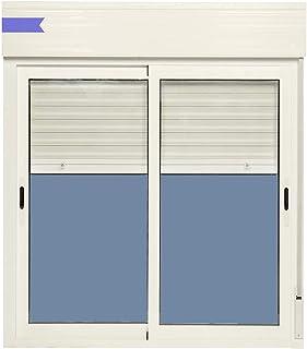 comprar comparacion Ventana Aluminio Corredera Con Persiana PVC 1000 ancho × 1150 alto 2 hojas