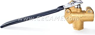 Carpet Cleaning Wand Angle Brass Replacement Valve 1/4