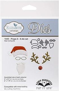 Elizabeth Craft Designs Elizabeth Craft Pop It Up Metal Dies by Karen Burniston-Props 5, Grey