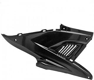 Motorverkleidung TNT rechts für MBK/Yamaha Nitro/Aerox   schwarz unlackiert