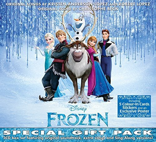 Frozen Special Gift Pack / Various
