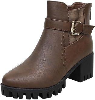 Luxury Divas Casual Faux Suede Flat Ankle Boots