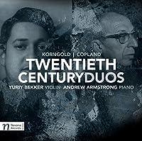 Twentieth Century Duos by Yuriy Bekker