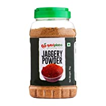 Nutriplato Jaggery Powder Jar, 1 Kg