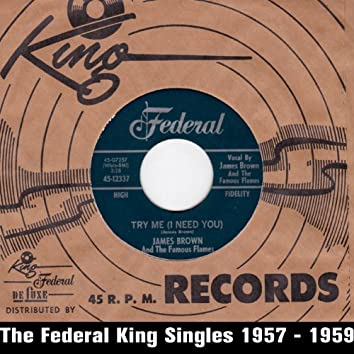 Try Me (The Federal King Singles 1957 - 1959)