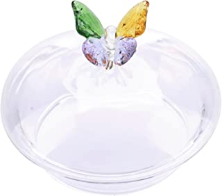 Teabloom Replacement Glass Teapot Lid for the Teabloom Wings of Love Butterfly Teapot - Spare Part