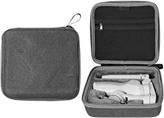 Case Bag for DJI OM 4, Cochanvie Sunnylife Portable Durable & Scratch-Proof Carrying Case for DJI OM 4/ Osmo Mobile 3