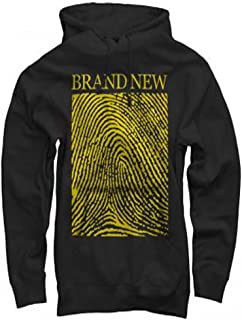 brand new fingerprint hoodie
