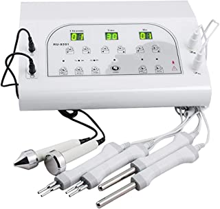 BIO Microcurrent Facial Spa Electrotherapy Beauty Skin Cared Machine 3MHZ USA Shipping