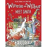Winnie and Wilbur Meet Santa (Winnie & Wilbur) (English Edition)