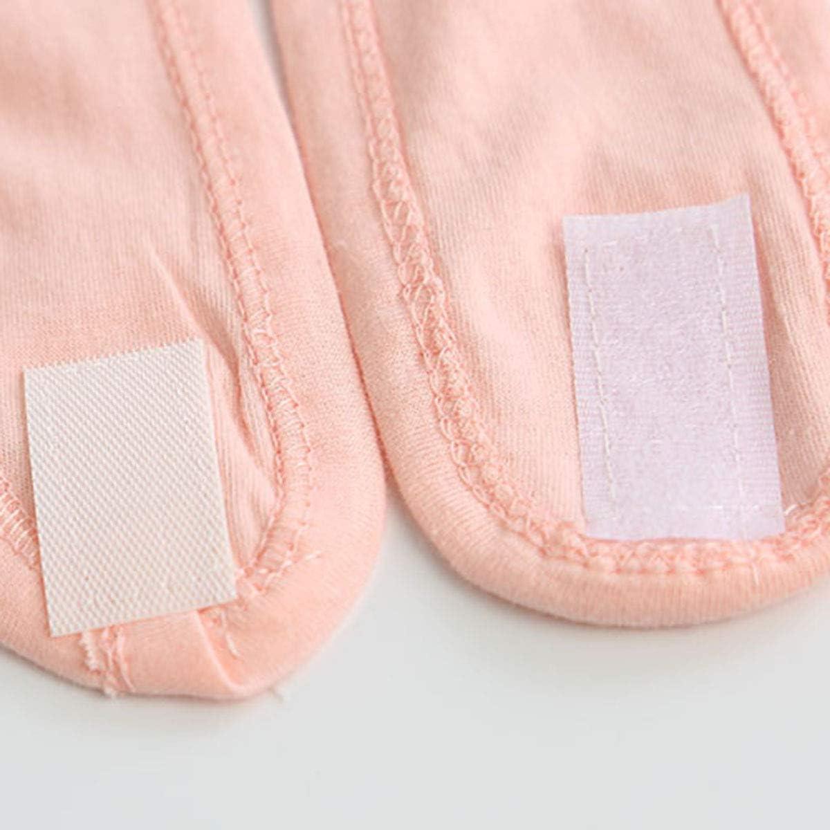MHMTSY Bébé Sac De Couchage Automne Et Hiver Modèles Coton Épaississement Velcro Confortable Doux Convient pour 0-12 Mois Bébé Mignon Yellow