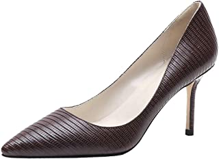 Melady Lydee Women Elegant Pumps Stiletto High Heels Court Shoes