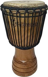 Classic Heartwood Djembe Drum - 9