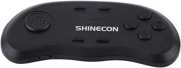 Dpofirs VR Shinecon Wireless Bluetooth 3.0 Game Remote Controller, Mini Game Cosole Controller, ARM968E-S Core, Handle Gam...