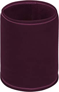 Omeneex Neck Gaiters Neck Warmer Double Layer Lined Fleeces-More Thicker for Men Women Winter Gaitor Highly Stretch Fleece Material