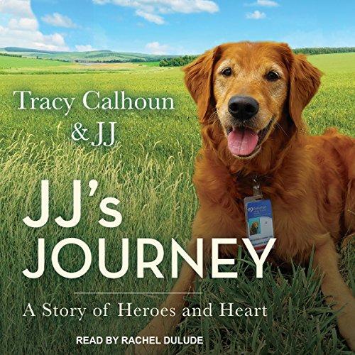 JJ's Journey audiobook cover art