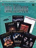 The very best of John Williams für Violine und Klavier inkl. CD, 13 beliebte Melodien aus Star Wars und Harry Potter [Musiknoten]