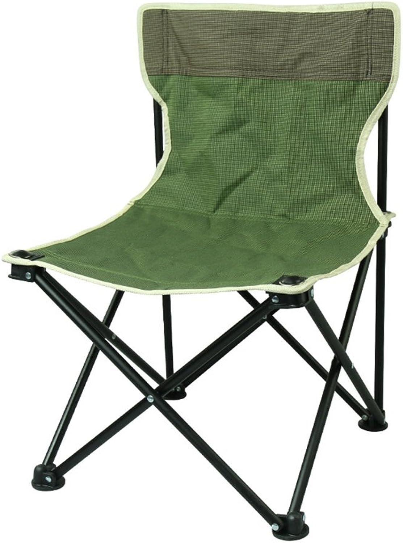Premium Folding Camping Chair,Lightweight & Durable Outdoor Seat, Perfect for Camping, Festivals, Garden, Caravan Trips, Fishing, Beach, Bbqs(Green)