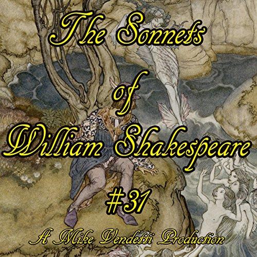 Sonnet 31 Titelbild