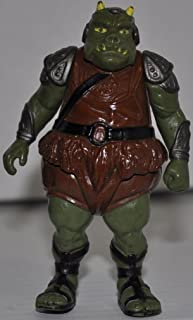 Vintage Star Wars Figure Gamorrean Guard LFL (1983) - Star Wars Universe Action Figure - Collectible Replacement Figure Loose (OOP Out of Package)