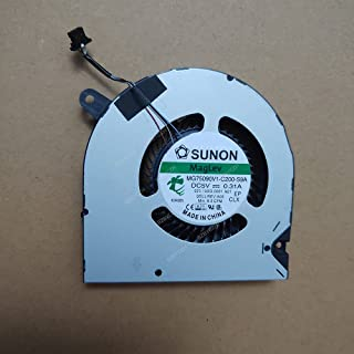 BZBYCZH Laptop CPU Cooling Fan Cooler for DELL G5 SE 15 5505 Cooling Fan MG75090V1-C200-S9A DC5V 0.31A 4pin