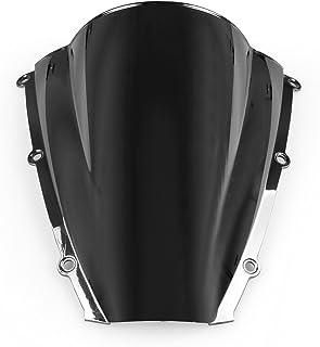 Areyourshop Pare-brise double bulle pour CBR600RR 2005-2006 CBR 600 RR