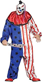 Evil Circus Clown Adult Costume