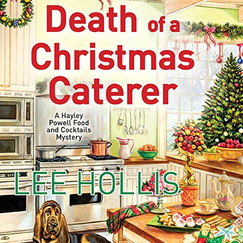 Death of a Christmas Caterer cover art