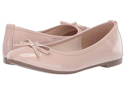 Kid Express Raisa (Toddler/Little Kid/Big Kid) (Blush Patent) Girls Shoes