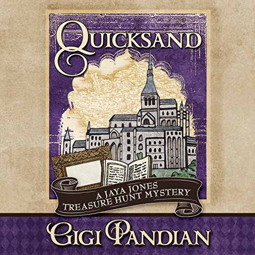Quicksand audiobook cover art