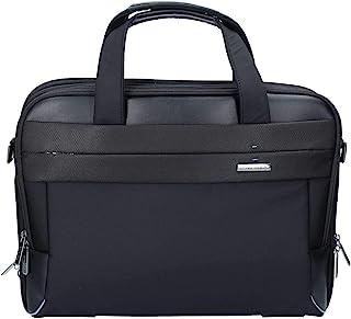 "SAMSONITE BAILHANDLE 15.6"" EXP (BLACK) -SPECTROLITE 2.0 Hand Luggage, 0 cm, Black"