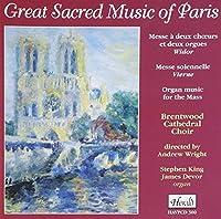 Sacred Music of Paris