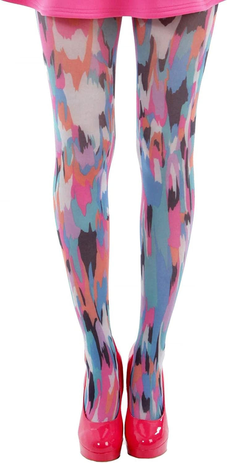Patterned Tights Pantyhose Power for Women
