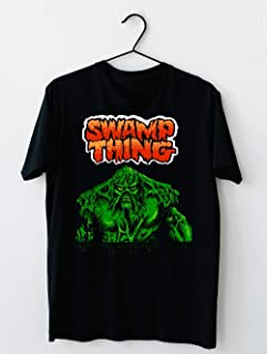 Swamp Thing - Nes - Title Screen T shirt Hoodie for Men Women Unisex