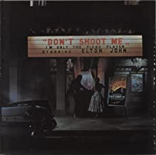 Don't Shoot Me I'm Only The Piano Player - Brown Vinyl