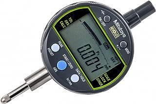 Mitutoyo 543-302 Peak Hold Type Indicator, Lug Back, 12.7 mm/0.5