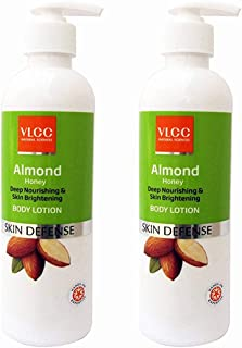VLCC almond Honey Body Lotion, 350 ml