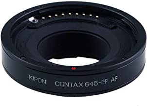 Kipon Auto Focus Adapter AF for Contax 645 Medium Lens to Canon EOS DSLR Camera