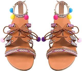 サンダルレディースパンプス リボン 大きいサイズ レディース 歩きやすい 靴バイカラー ローヒール フラットシューズ Kaiweini 柔らかい バレエシューズ 痛くない ぺたんこ ギャザー フラットバレエ美脚効果超可愛い 軽量